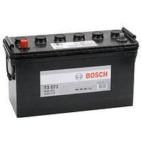 Аккумулятор грузовой Bosch T3 (T3 071): 100 Ач, 12 В, 600 А - (0092T30710), 413x175x220 мм