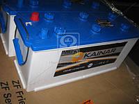 Аккумулятор грузовой Kainar Standart+ : 132 Ач, 12 В, 890 А - (1328213120ЧЧ), 513x182x240 мм
