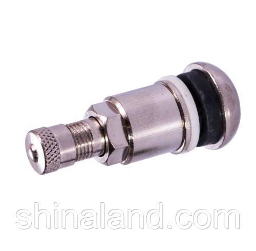 Вентиля для бескамерной шины TR525 (Cталь, Разборной, 44 мм, Никель, легковые авто) - Дорожная карта, шт.