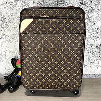 950d74717a91 Дорожная Сумка на колесиках Louis Vuitton Rolling Luggage Pegase Legere 55  Monogram
