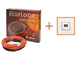 Нагревательный кабель Fenix 122,2 м / 12,2 м² / 2200 Вт