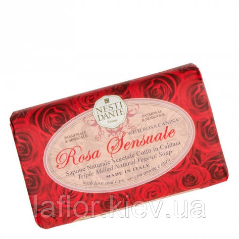 Мыло Nesti Dante Чувственная Роза , фото 2
