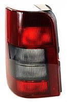 Ліхтар задній лівий Citroën Berlingo First, Peugeot Partner (2дв.) 1996 - 2008 димчаста вставка, (Depo)