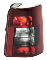 Фонарь задний правый Citroën Berlingo First, Peugeot Partner (2дв.) 1996 - 2008 дымчатая вставка, (TYC, 11-0475-11-2) OE 6351EC - шт.