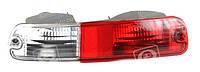 Фонарь задний правый Mitsubishi Pajero III (рестайлинг) 2003 - 2006 в бампер, (TYC, 17-A199-01-6B) - шт., фото 1