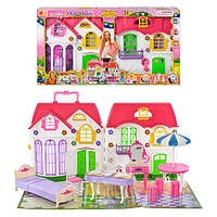 Игровой набор Домик для куклы 3151
