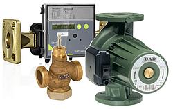 Облік теплової енергії та енергозбереження в системі опалення: модернізація теплового пункту