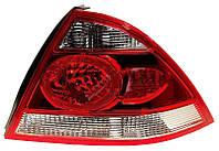 Фонарь задний правый Nissan Almera Classic 2006 - 2013 (TYC, 11-1023-01-6) - шт., фото 1