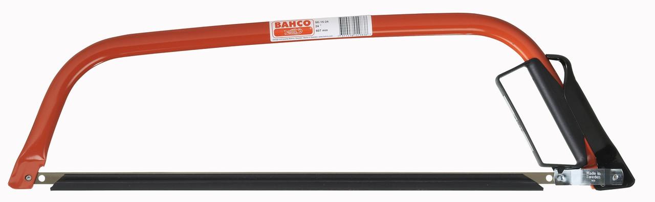 Пила лучковая 610мм с полотном для сухой древесины, BAHCO SE-15-24