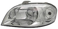 Фара левая Chevrolet Aveo (T250) (седан) 2006 - 2012, механ., (Tempest, 016 0106 R1C) - шт., фото 1