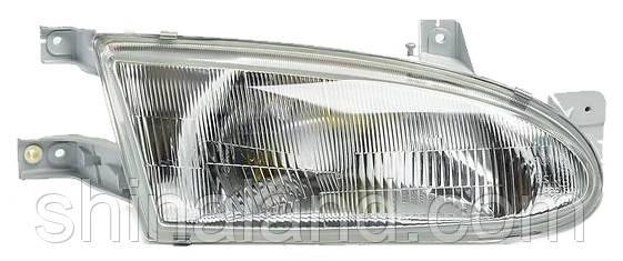 Фара Hyundai Accent I 1994 - 2000, правая, механ., (Depo)
