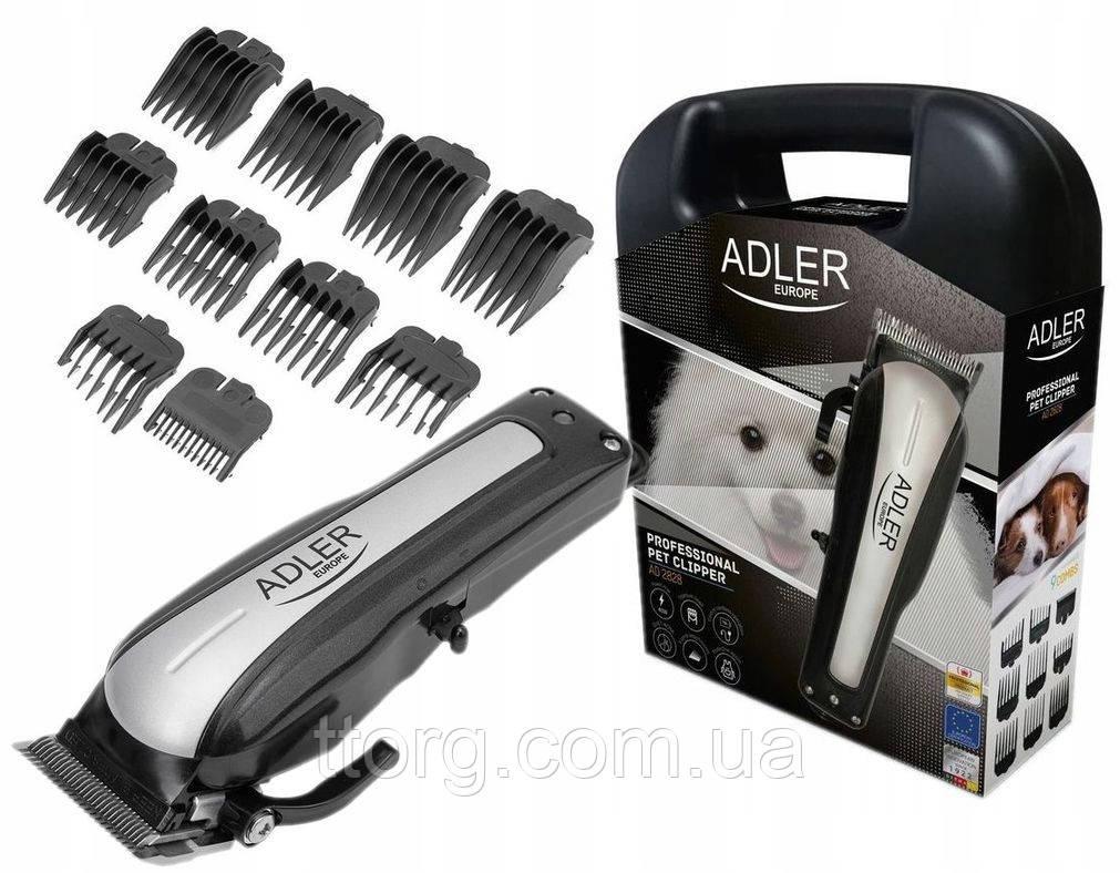 Машинка для стрижки волос Adler AD 2828