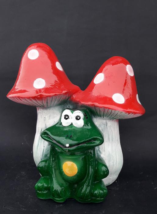 Гриб жабка
