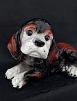 Лежачий щенок , фото 2