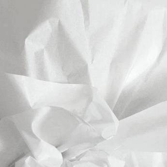 Папиросная бумага тишью белая 50 х 70 см