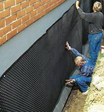 Гідроізоляція фундаменту стін будівель