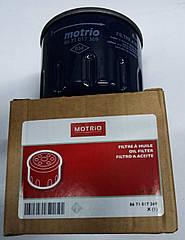 Фильтр масляный Renault Fluence 1.5 DCI (Motrio-Renault оригинал)