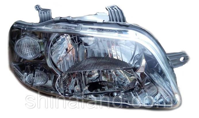 Фара правая Chevrolet Aveo (T200) 2003 - 2008, электр., (Tempest, 016 0105 R2C) - шт.