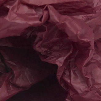 Папиросная бумага тишью темно-фиолетовая 50 х 70 см