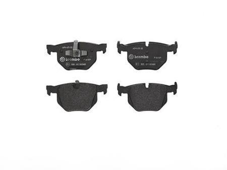 Колодки гальмівні BMW 3 (E90; E91; E93; E92), BMW X1 (E84) P06 039 BREMBO