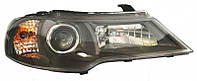 Фара правая Daewoo Nexia I (N150) (рестайлинг) 2008 - 2014, электр., темный корпус, (Tempest, 020 0142 R2C) - шт.