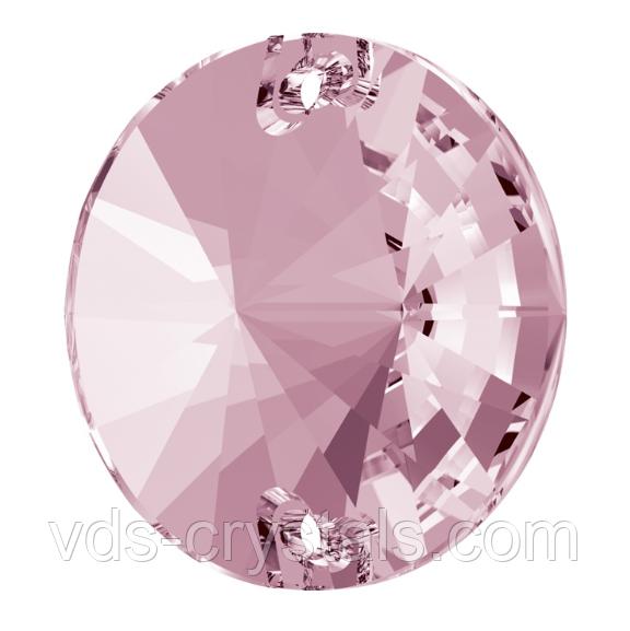 Камені Сваровські пришивні 3200 Light Rose