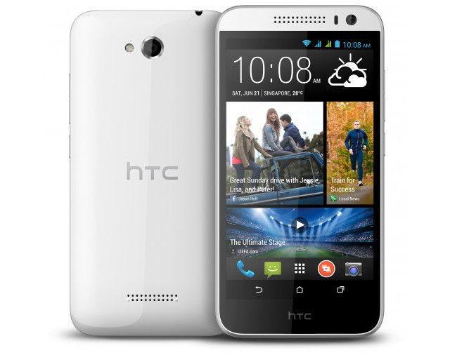 Чехлы для HTC Desire 616
