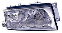 Фара правая Skoda Octavia I (A4) (рестайлинг) 2000 - 2011, электр., H4, без сервопривода, (TYC, 20-6231-C5-2B) - шт.