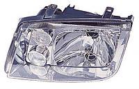 Фара левая Vw Bora (седан) 1998 - 2005, механ./электр., противотуманный, (Depo, 441-1138L-LDEMF) - шт.