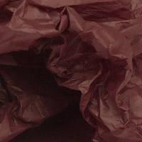 Папиросная бумага тишью коричневая 50 х 70 см