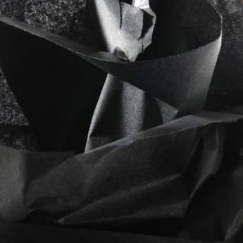 Папиросная бумага тишью черная 50 х 70 см