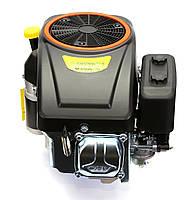 Двигатель с вертикальным валом Grünwelt GW-1P90F (12 л.с., шпонка Ø25,4мм, L=55мм) Бесплатная доставка