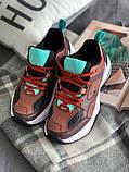 Мужские кроссовки Nike M2K Tekno (Найк) разноцветные, фото 2