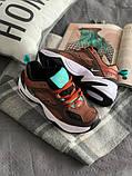 Мужские кроссовки Nike M2K Tekno (Найк) разноцветные, фото 5