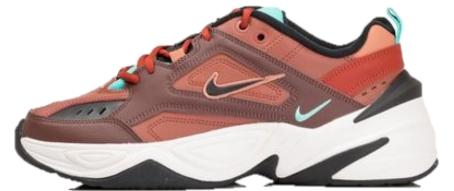 Мужские кроссовки Nike M2K Tekno (Найк) разноцветные