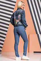 Голубые джинсы, фото 2