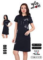 Женское платье с капюшоном, фото 1