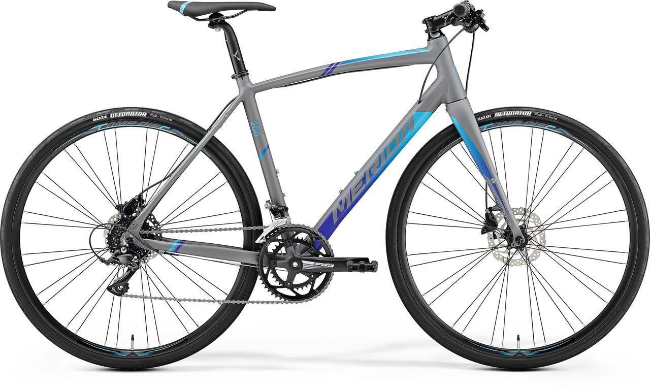 Велосипед  Merida SPEEDER 200  2019