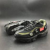 """Кроссовки Nike Air Max 95 HAL """"Черные"""", фото 2"""