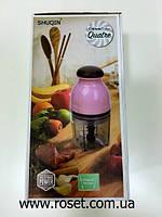 Універсальний чоппер (подрібнювач продуктів) Capsule Cutter Quatre, фото 1
