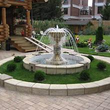 Будівництво фонтанів