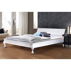 Кровать Двухспальная Николь (Белая)