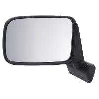 Зеркало автомобильное  WESEM  LW 019.03 ВАЗ 2101-07 прямое, темное стекло 1штука антиблик