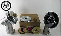 Редуктор для электро триммеров D(трубы) = 24 мм, квадрат 5.3*5.3, фото 1