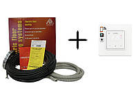 Arnold Rak (Германия) двужильный кабель в стяжку   + Wi-Fi терморегулятор Terneo SX