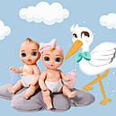 Игровой набор с куклой BABY BORN - ОЧАРОВАТЕЛЬНЫЙ СЮРПРИЗ (в ассорт, в диспл.), фото 7