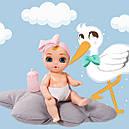 Игровой набор с куклой BABY BORN - ОЧАРОВАТЕЛЬНЫЙ СЮРПРИЗ (в ассорт, в диспл.), фото 8