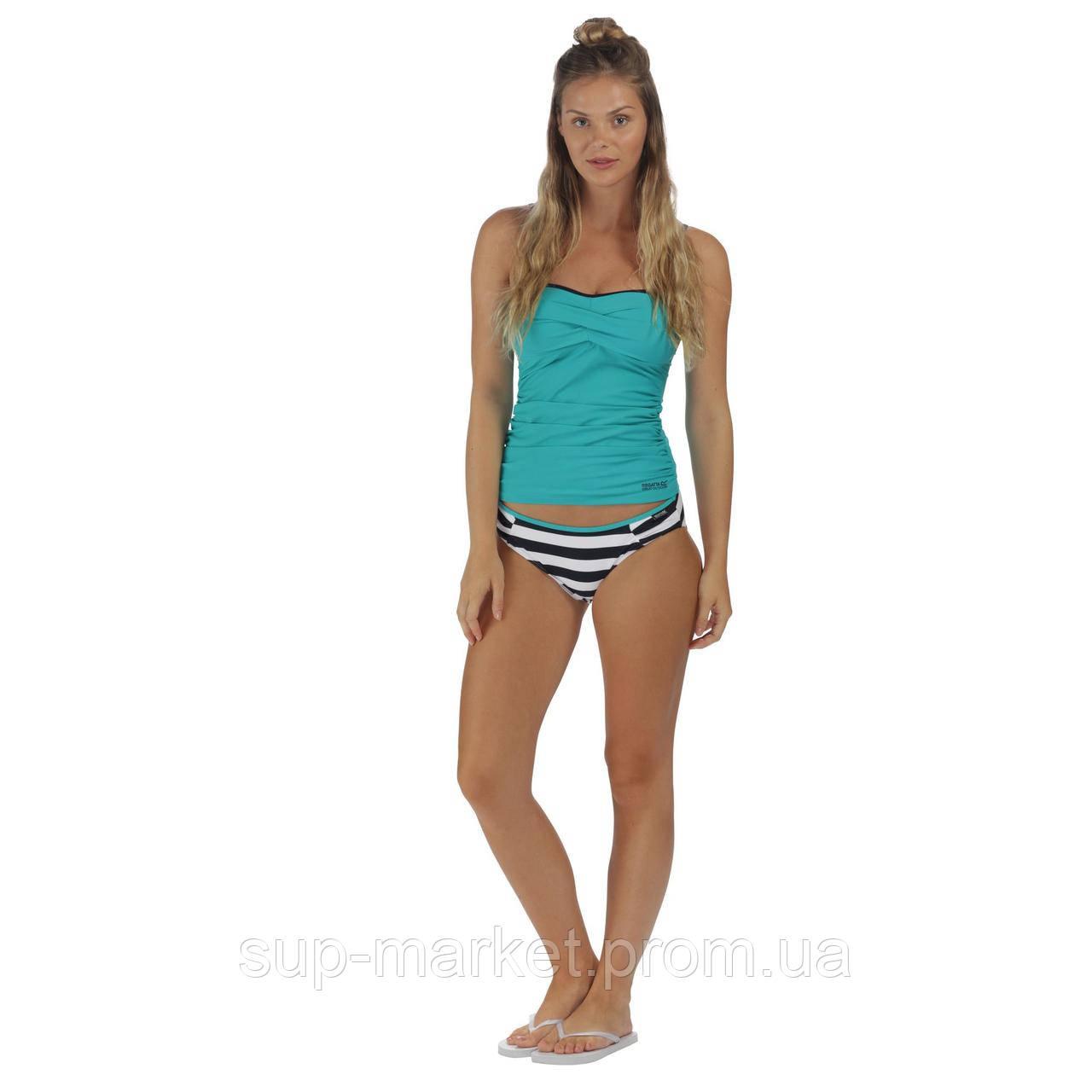 Бикини Regatta Aceana Bikini Brief синий + белый