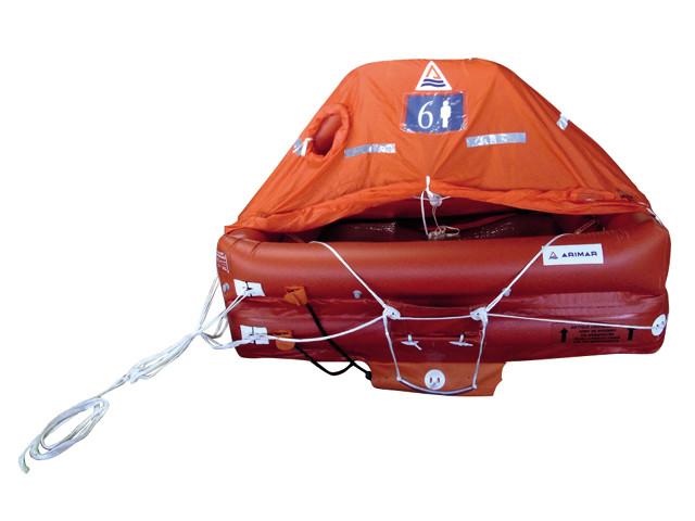 Спасательный плот для прибрежных районов Arimar SeaWorld P