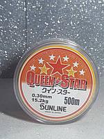 Леска Quenn Star 0.3, фото 1